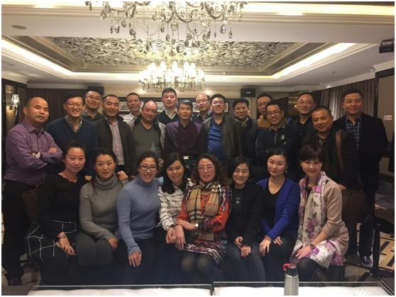 北京大学标杆企业CEO研修班-11月课程回顾
